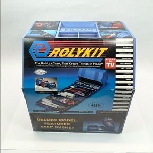 NEW! ROLYKIT DELUXE Model S-18 Storage System
